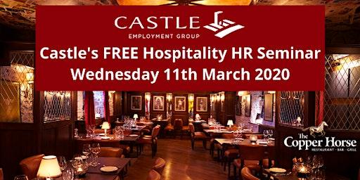 FREE Hospitality HR Seminar