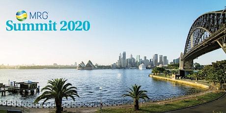 MRG Summit 2020: Sydney tickets