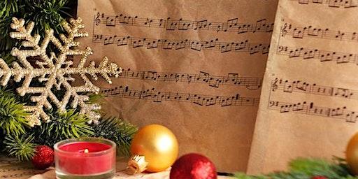 Christmas Carols & Afternoon Tea