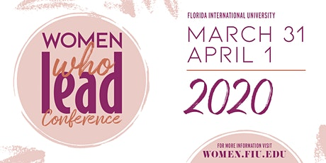 14th Annual Women Who Lead 2020 Conference - BBC tickets