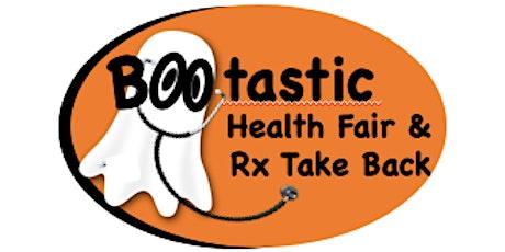 2020 BOOtastic Health Fair tickets