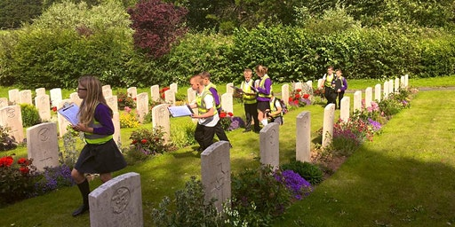 'I spy' History Trail – find your war local heroes at Weston Mill Cemetery