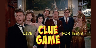 Live Clue Game for Teens
