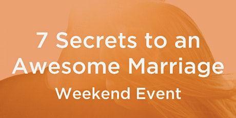 Awesome Marriage Weekend tickets