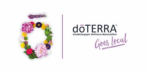 dōTERRA goes local Wellness-Botschafter Event in 89231 Ulm