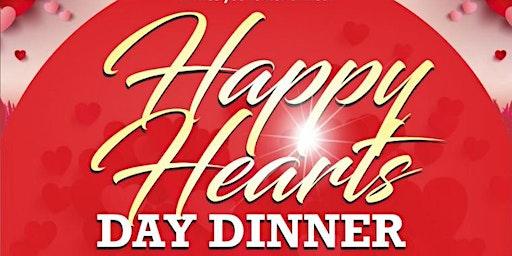 HAPPY HEARTS DAY DINNER