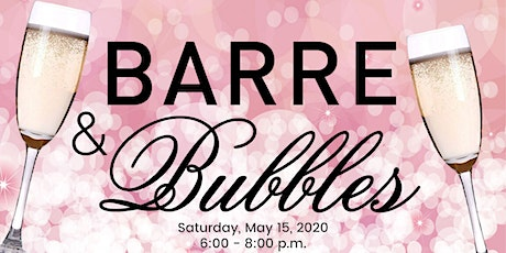 Barre and Bubbles tickets