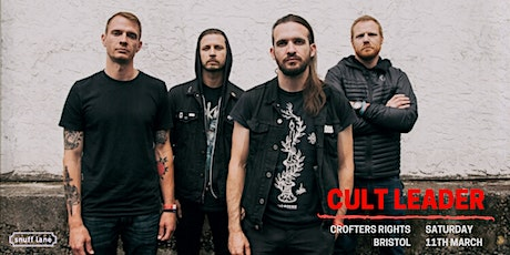 Cult Leader // Tuskar // + More tickets