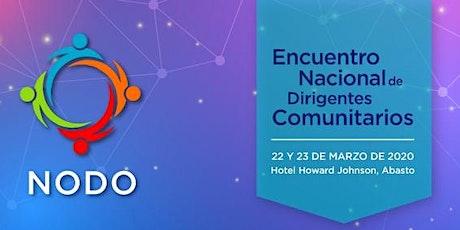 NODO: encuentro nacional para dirigentes de comunidades judías de Argentina entradas