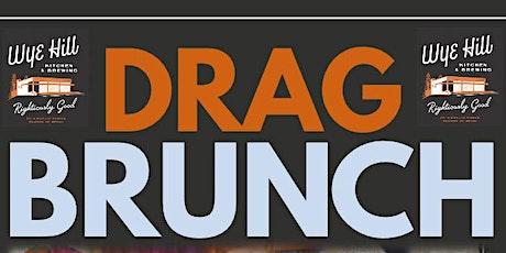 Wye Hill Drag Brunch tickets