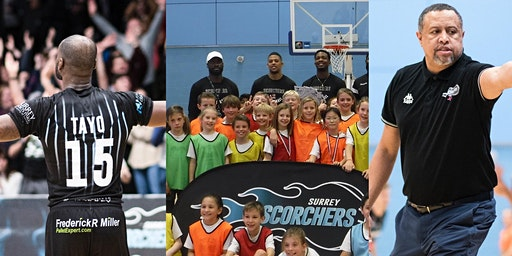 NETWORKING EVENT - Surrey Scorchers mean business both on and off the court