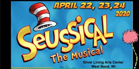 WEST BEND CHILDREN'S THEATRE SEUSSICAL THE MUSICAL tickets