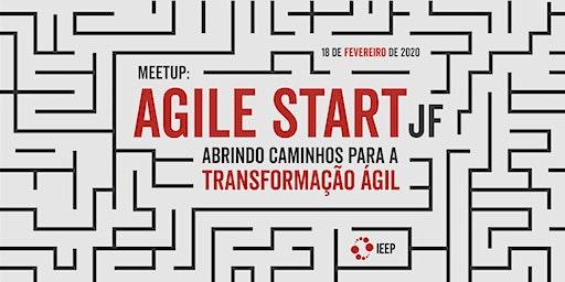 Meetup: AGILE START@JF
