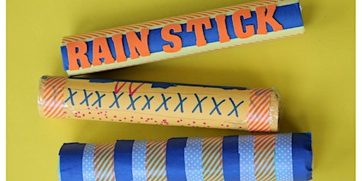 Family Workshop: Create a Rain Stick