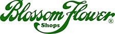 Blossom Flower Shops logo