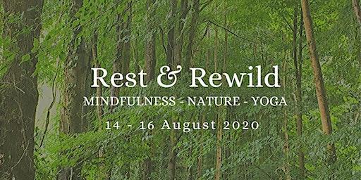 Rest & Rewild: Mindfulness Weekend Retreat