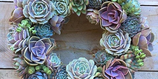 Succulent Wreath Workshop