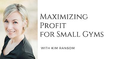 Maximizing Profit Workshop