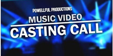 Music Video Casting Call billets