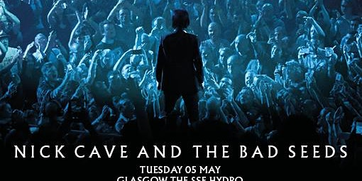Nick Cave and the Bad Seeds Event Parking
