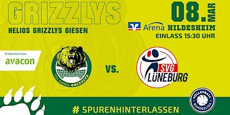 Helios GRIZZLYS Giesen vs. SVG Lüneburg Tickets