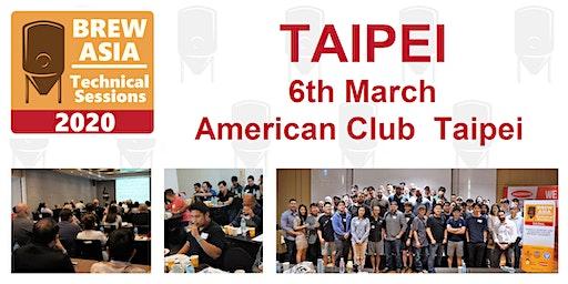 Brew Asia 2020 - Taipei