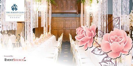Albany Club Wedding Open House 2020 tickets