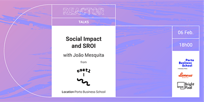 TALK: Social Impact and SROI