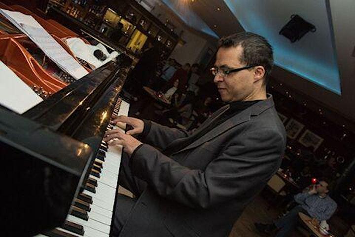 Omar Puente + Alex Wilson : Latin Jazz Duo image
