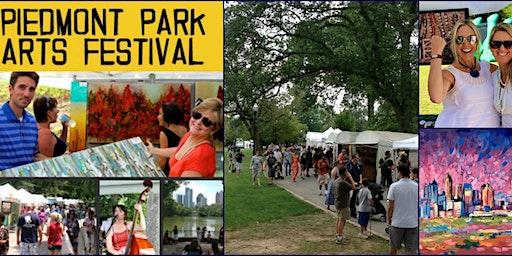 Piedmont Park Arts Festival 2020