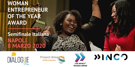 8 Marzo: Semifinale Italiana del Woman Entrepreneur of the Year Award tickets