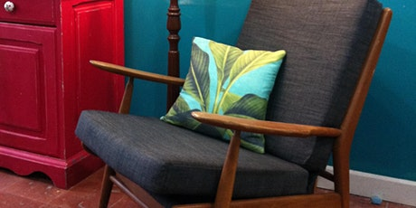 Weekend Upholstery Workshop tickets