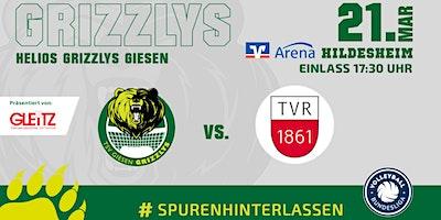 Helios GRIZZLYS Giesen vs. TV Rottenburg