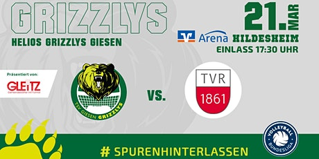 Helios GRIZZLYS Giesen vs. TV Rottenburg Tickets