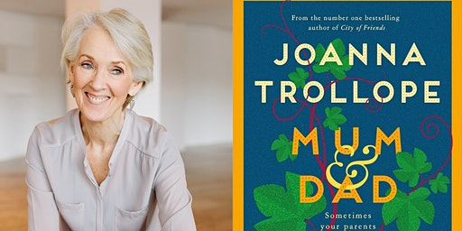 Joanna Trollope in conversation with Madeleine Keane