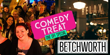 Betchworth's Comedy Treat - DOUBLE SHOW tickets