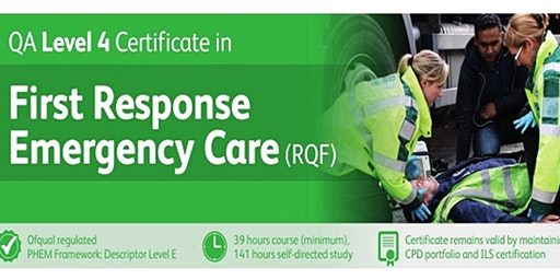 First Response Emergency Care (FREC) Level 4