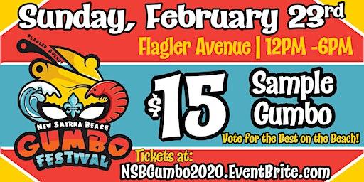 New Smyrna Beach Gumbo Challenge