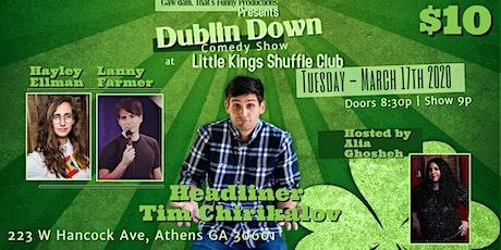 Dublin Down Comedy Show tickets