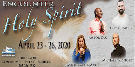 Encounter Holy Spirit tickets