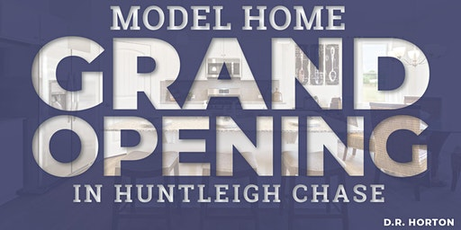 Huntleigh Chase Model Home Grand Opening in Dallas, GA