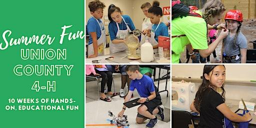 Union County 4-H  Summer Fun Day Camp - Kid Chef: Beginner
