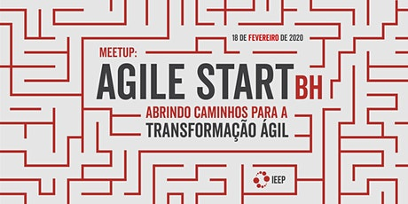 Meetup: AGILE START@BH ingressos