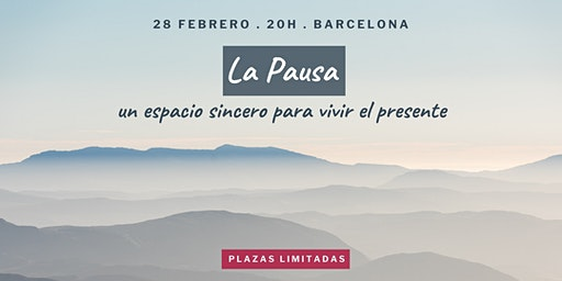 La Pausa, un espacio sincero para vivir el presente