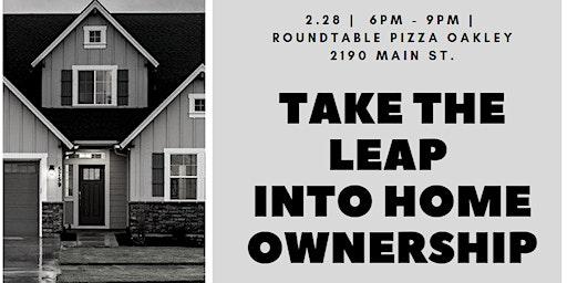 Take the LEAP into Homeownership
