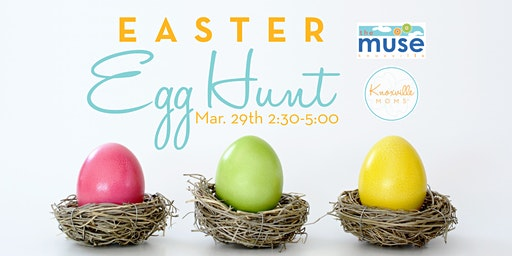 Knoxville Moms :: 7th Annual Easter Egg Hunt