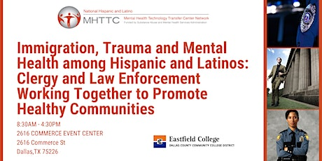 Immigration, Trauma and Mental Health among Hispanic and Latinos tickets