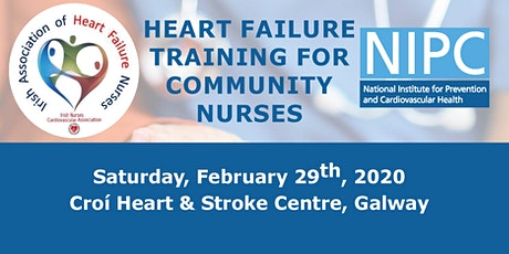 Heart Failure Training for Community Nurses tickets