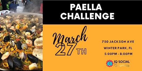 Paella Challenge Orlando tickets