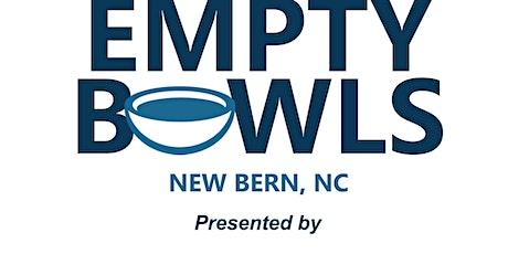 Empty Bowls New Bern 2020 tickets